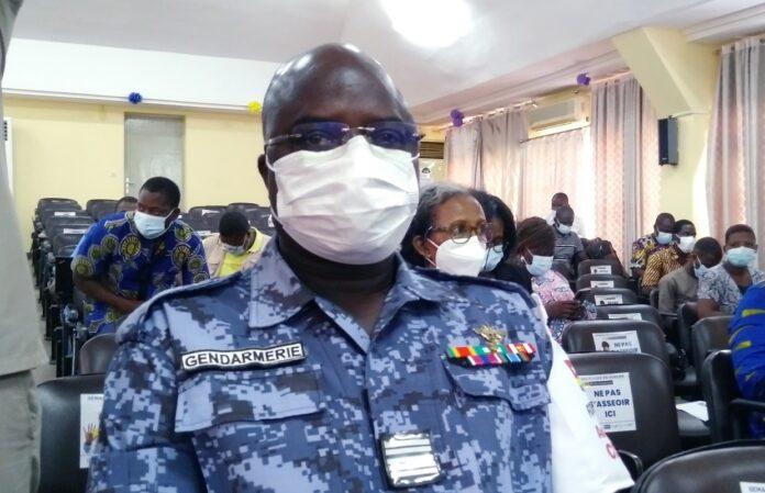 Colonel Amana Kodjo
